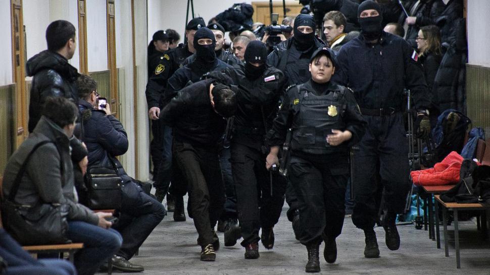Суд в Москве приступил к рассмотрению дела об убийстве Немцова