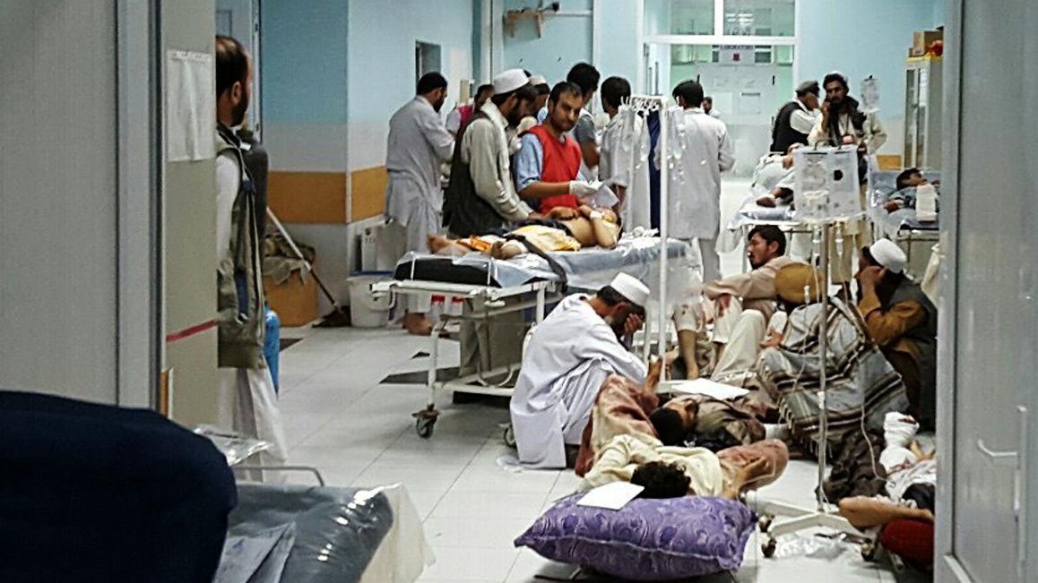 Год спустя: США по-прежнему считают удар по больнице в Кундузе непреднамеренным