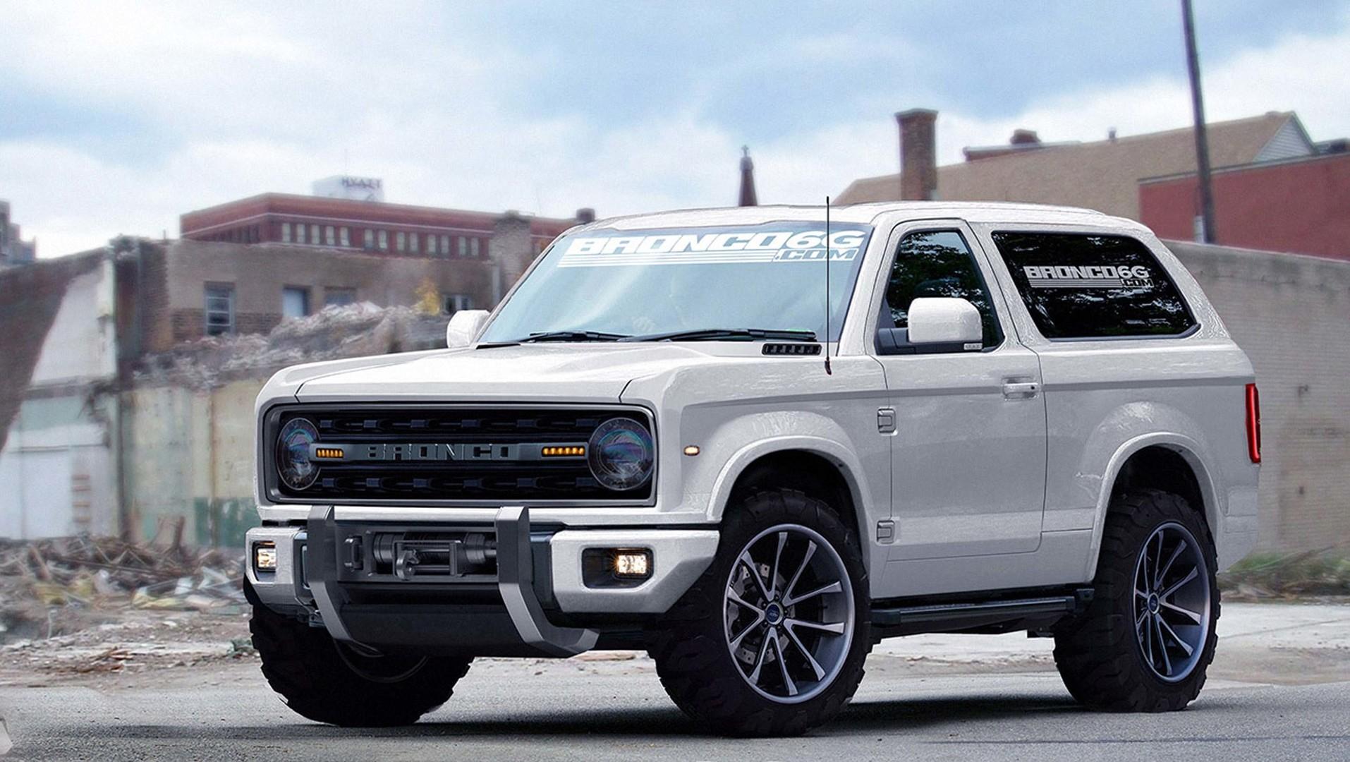 «Жеребец» возвращается в Мичиган: как Трамп помог вернуть к жизни культовый Ford Bronco