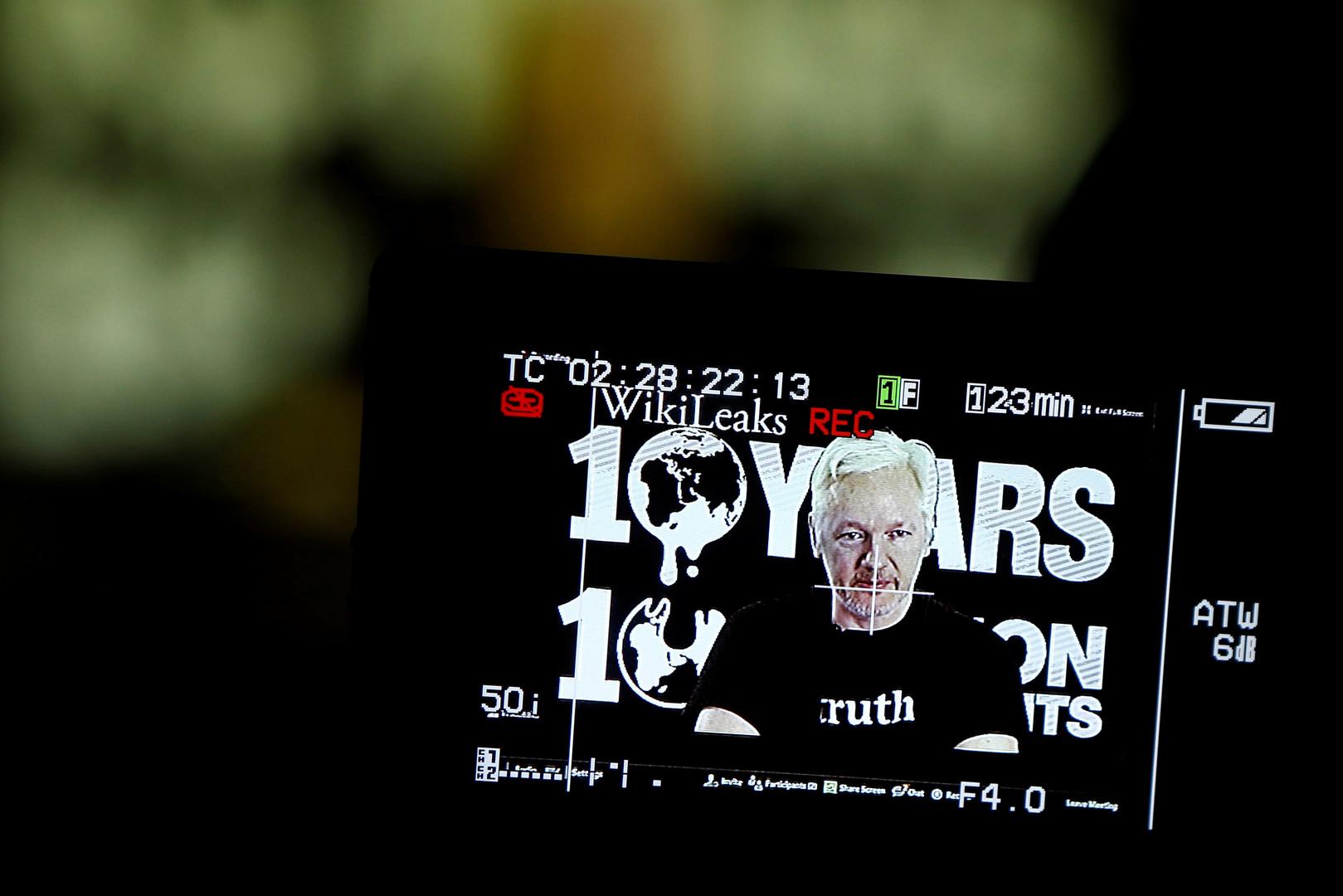 10 лет побед: на юбилее WikiLeaks Ассанж анонсировал публикацию данных по выборам в США