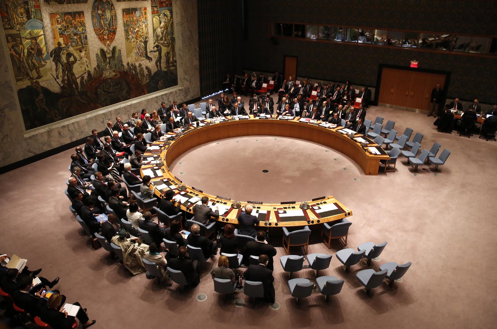 США заблокировали заявление России в Совбезе ООН по обстрелу посольства в Дамаске