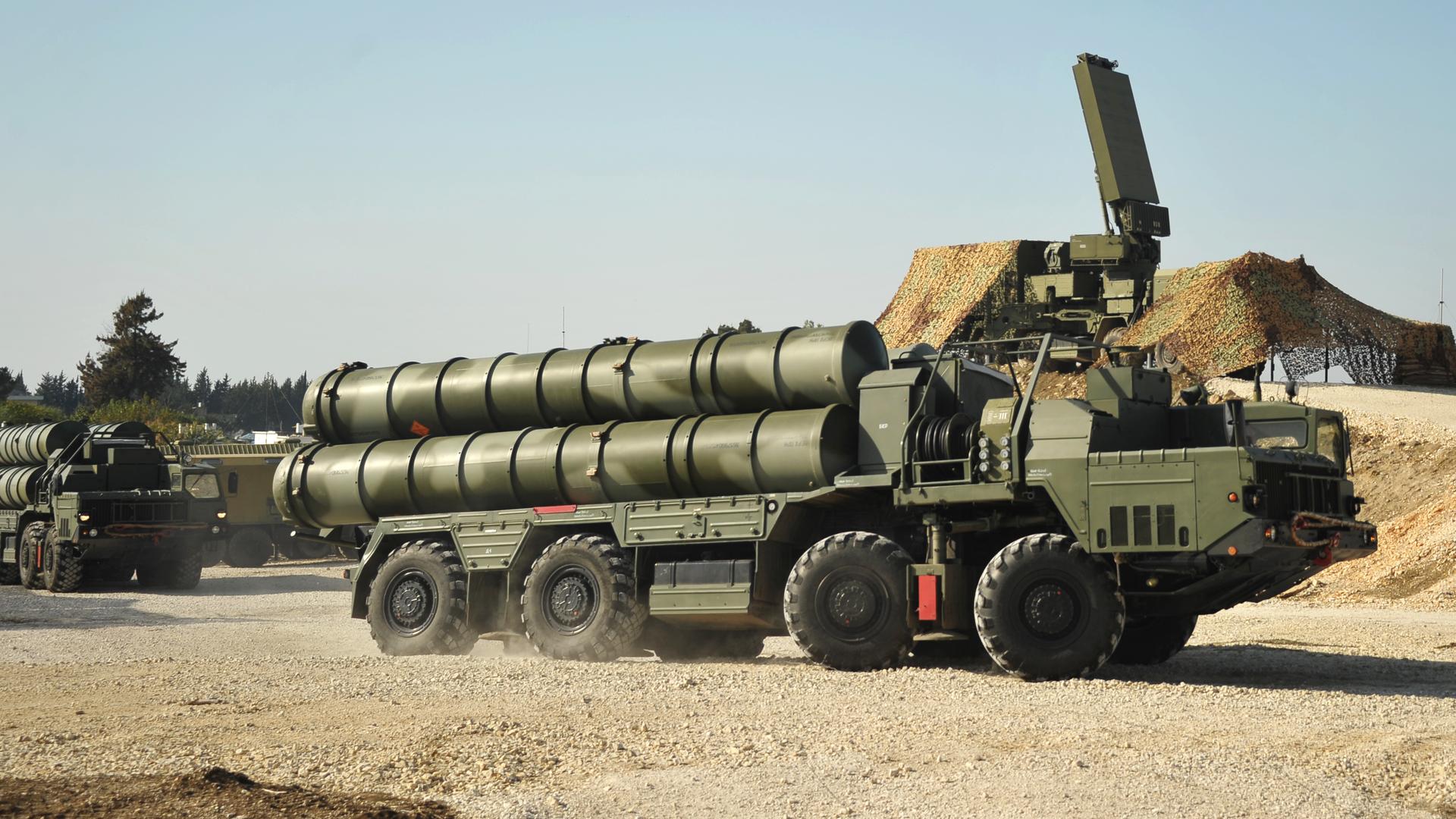 Почему без «Панциря», «Бука» и «Тора» С-400 не способен закрыть небо Сирии