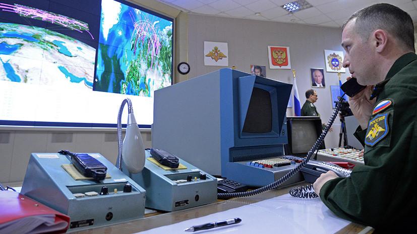 «Работает надёжно»: разработчики о РЛС, обнаружившей цель со стороны Северной Америки