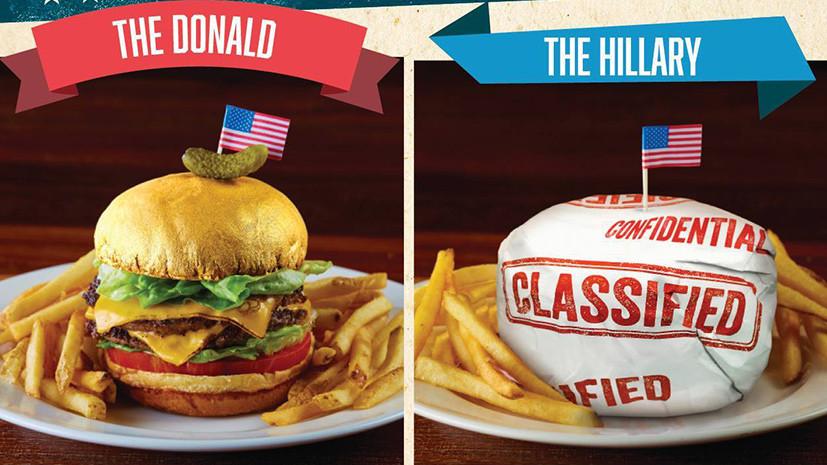 Супермен тоже голосует: западные СМИ набросились на Burger King за рекламу выборов президента РФ