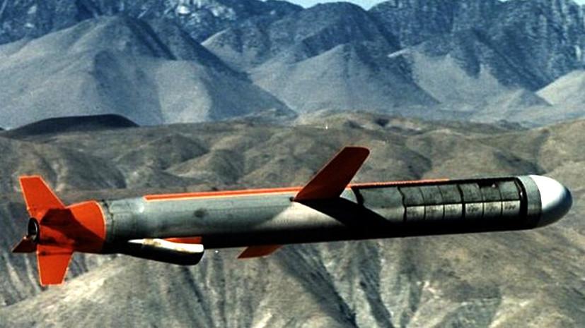 Крылатая ракетама «Томагавк»