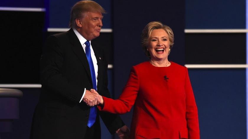 Уставшая Клинтон, неуверенный Трамп: что скрывается за имиджем кандидатов в президенты США