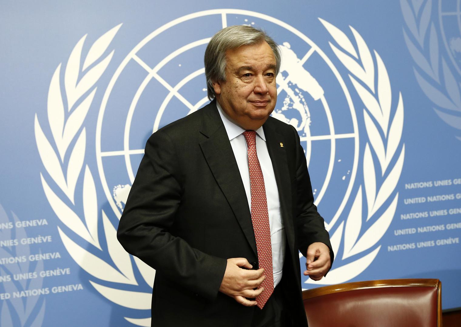 9-й Генсек ООН Антониу Гутерреш: католик, социалист и болельщик «Бенфики»