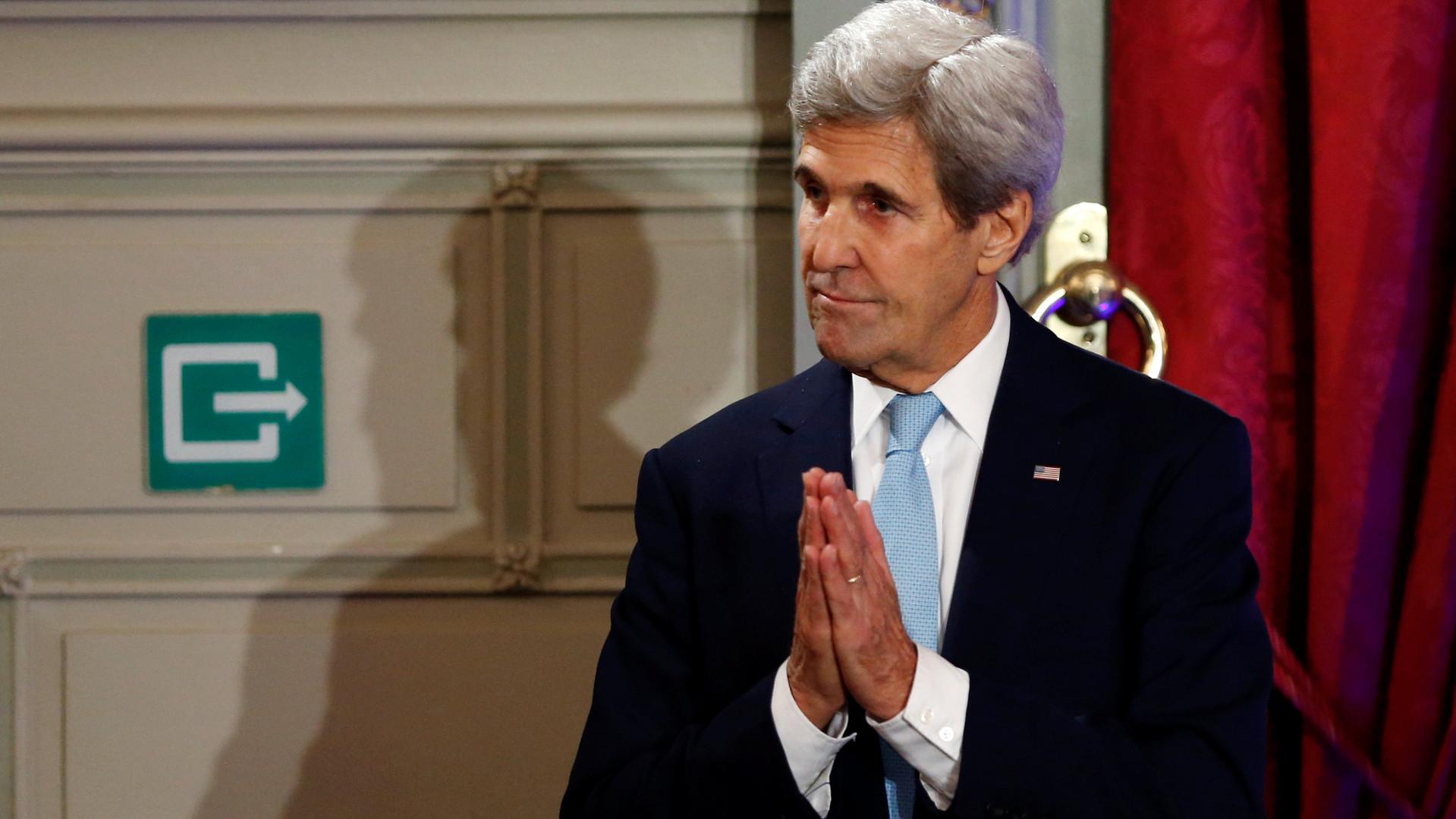 Уроки дипломатии: как Керри и Лавров реагируют на срыв перемирия в Сирии