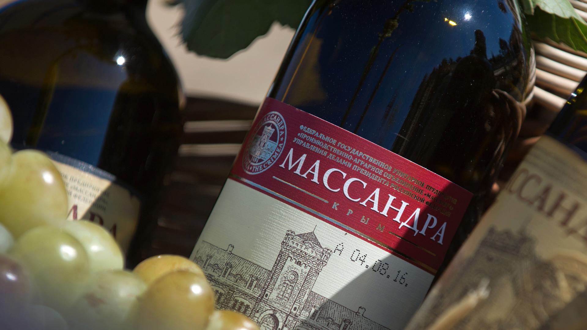 Итальянцы хотят сделать эксклюзивное вино совместно с крымчанами