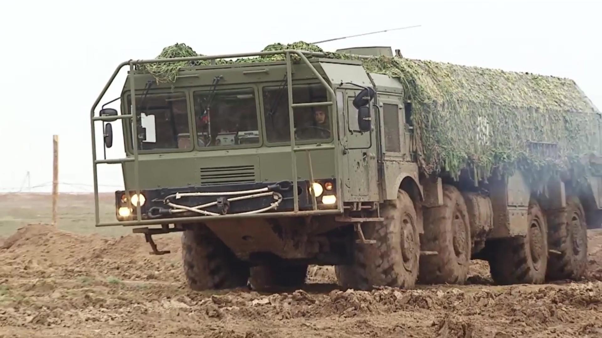 Совершенно не секретно: что известно о размещении «Искандеров»  в Калининградской области