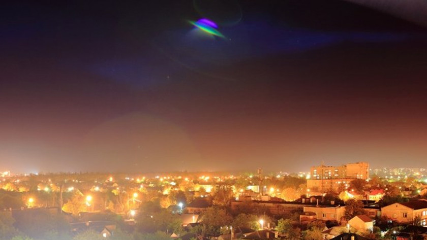 Американский астронавт: Добрые НЛО сбивали американские ракеты