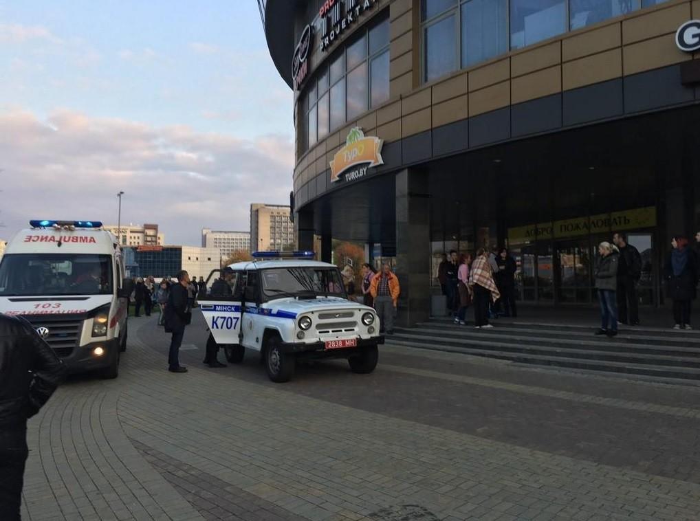 Очевидцы о нападении на ТЦ в Минске: «Вы не представляете, как кричали дети»