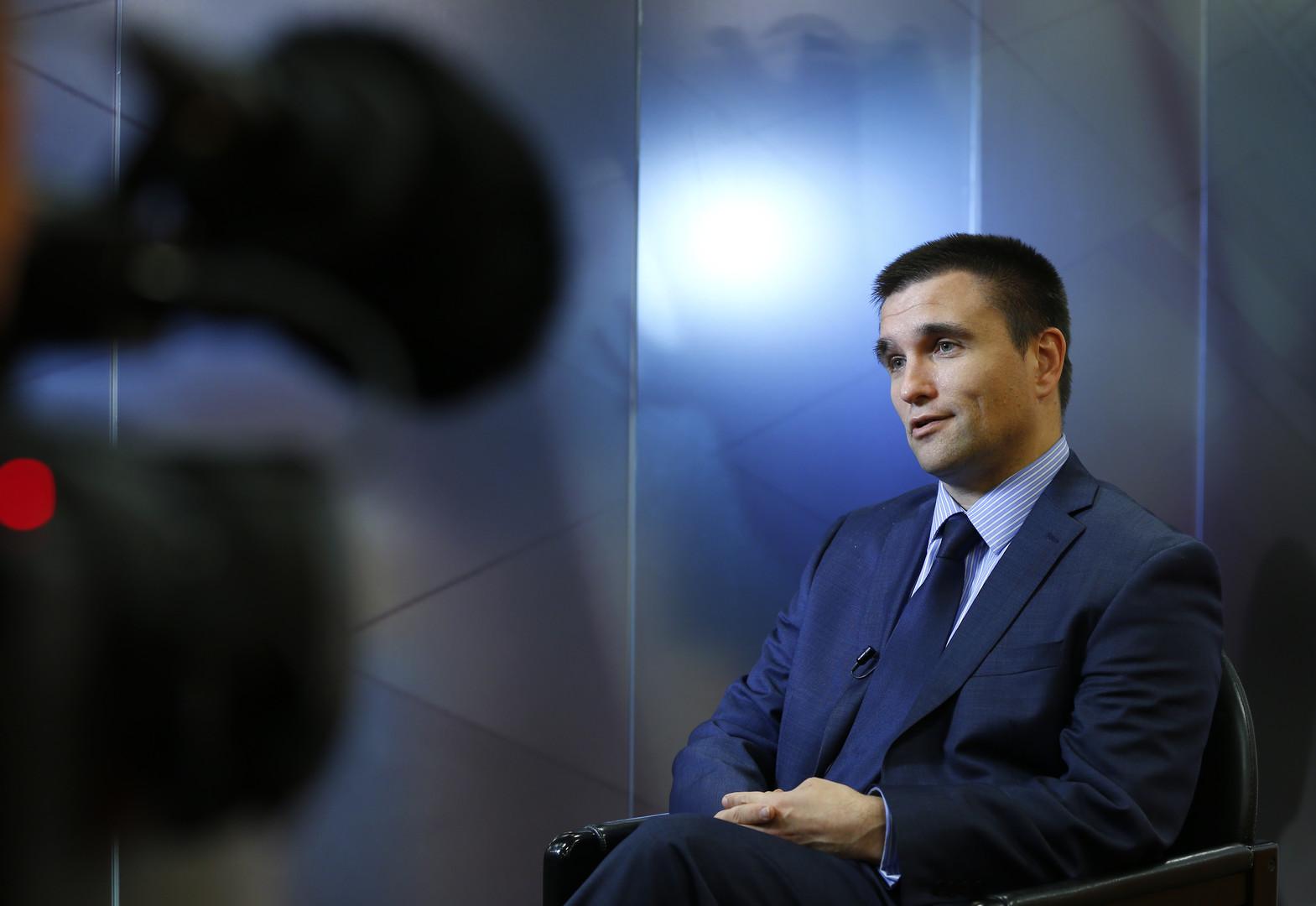 Глава МИД Украины об обещаниях Западу: какие обещания?