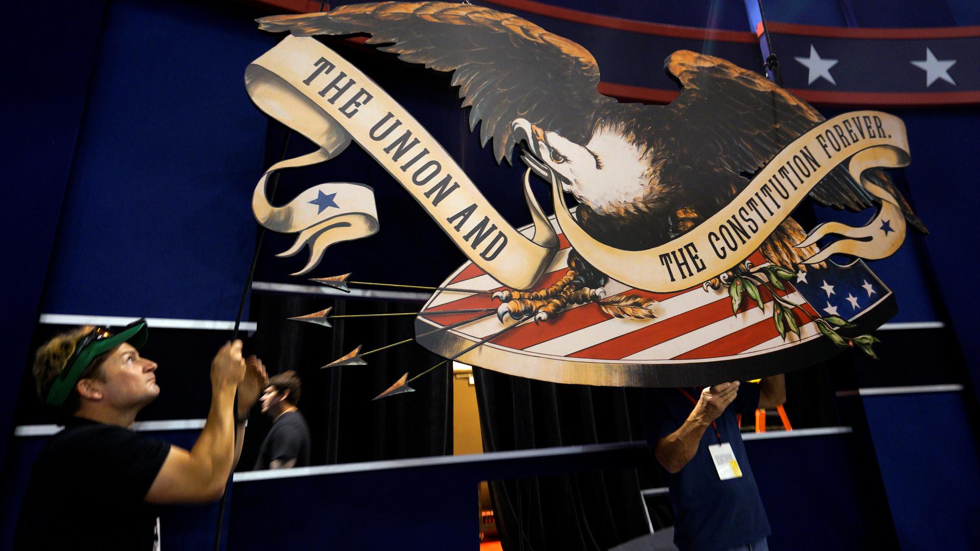 «Похоже на фильм ужасов 70-х»: реакция соцсетей на вторые дебаты Трампа и Клинтон