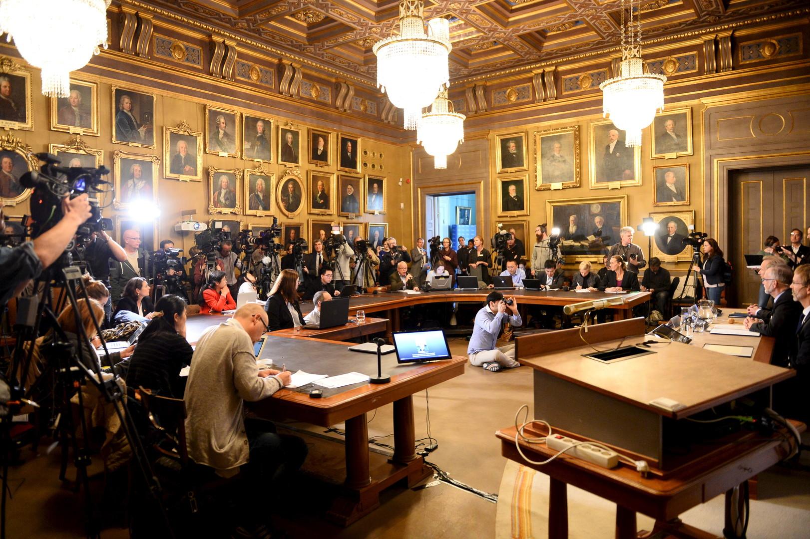 В Стокгольме объявлены лауреаты Нобелевской премии по экономике