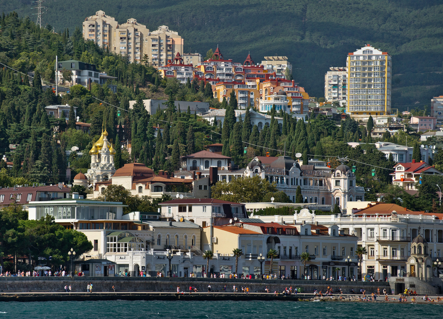 Итальянские депутаты обсудят в Крыму отмену санкций и совместные бизнес-проекты