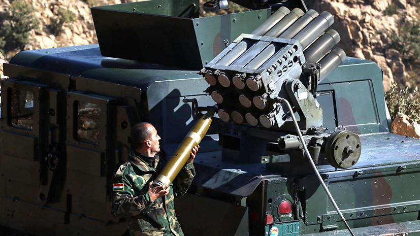 Дроны джихада: как новые технологии усугубляют конфликт на Ближнем Востоке