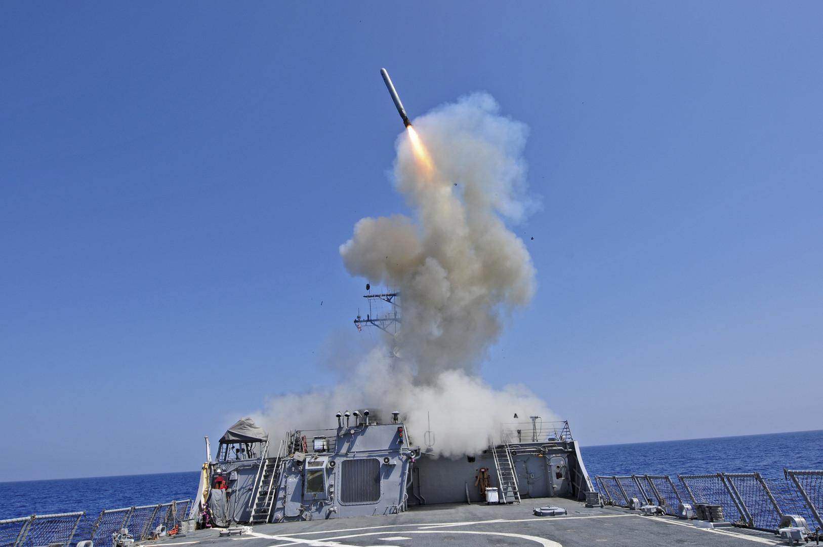 ВС США открыли огонь по целям в Йемене в ответ на обстрел своего корабля