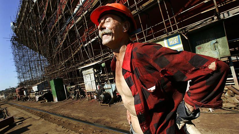Рабочие руки делают ноги: Польша получает трудовые ресурсы из Белоруссии и с Украины