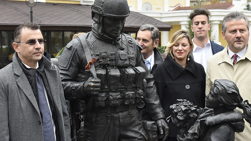 Итальянцы в Крыму: делегация европейских политиков бросила вызов логике санкций