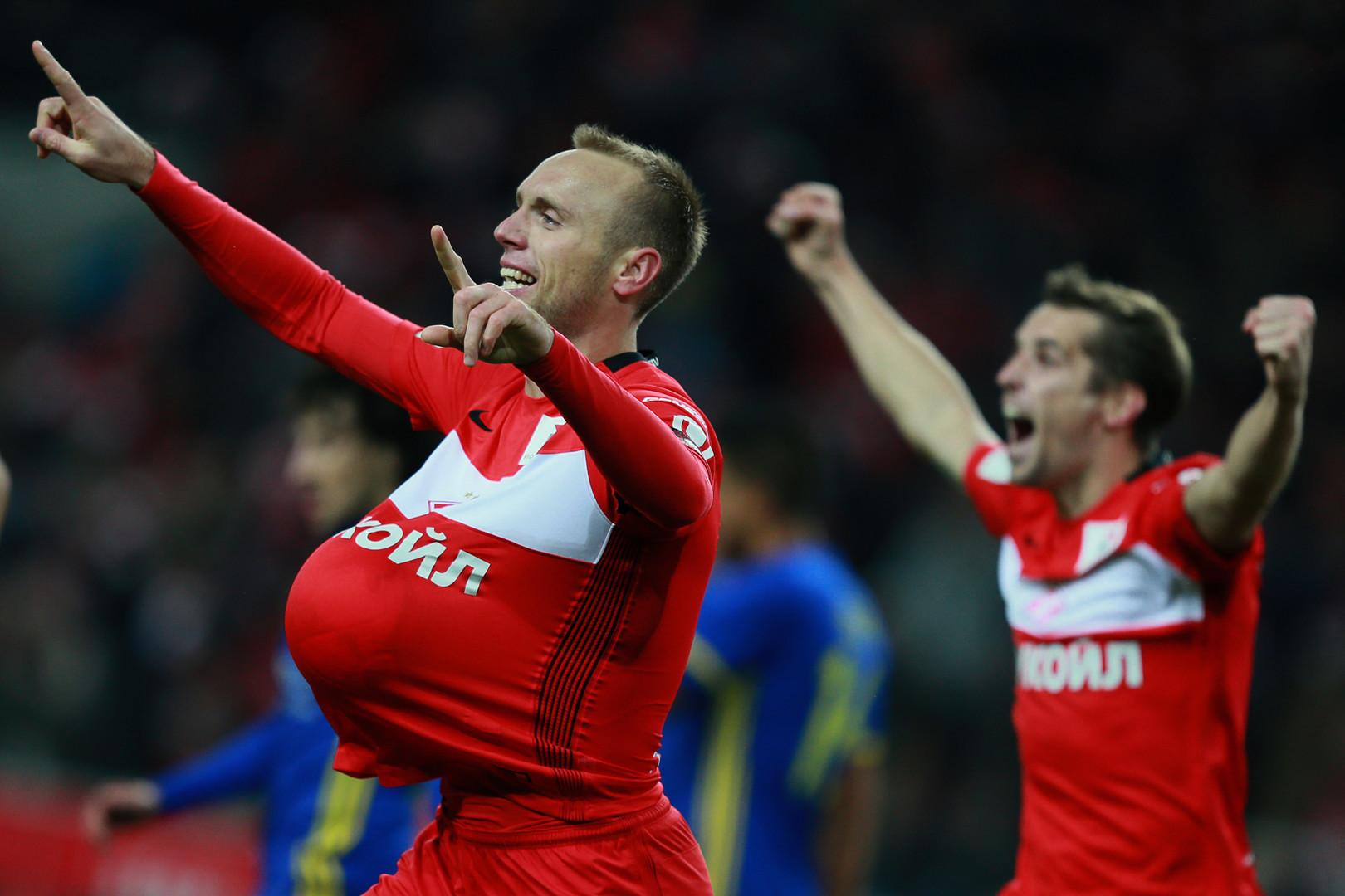 В лидеры на метро: «Спартак» обыграл «Ростов» в центральном матче тура РФПЛ