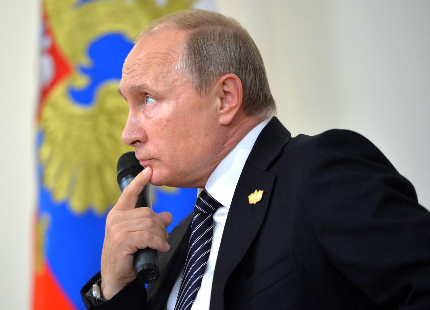 «От наших американских друзей можно ожидать чего угодно»: Путин о США, санкциях и хакерах
