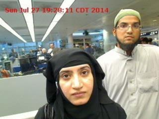 Супруги Ташфин Малик и Сайед Фарук, проживая в США, открыто демонстрировали приверженность идеям радикального ислама и экстремизма. После того как их пример в своей кампании использовал Дональд Трамп, на него посыпались обвинения в «исламофобии».