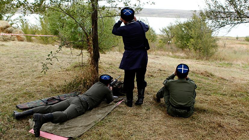Казакам доверят охранять границы России с Польшей, Литвой, Китаем и Японией