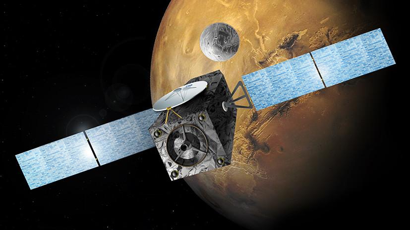Научный советник ESA — RT:  о будущем покорения космоса и жизни на Марсе