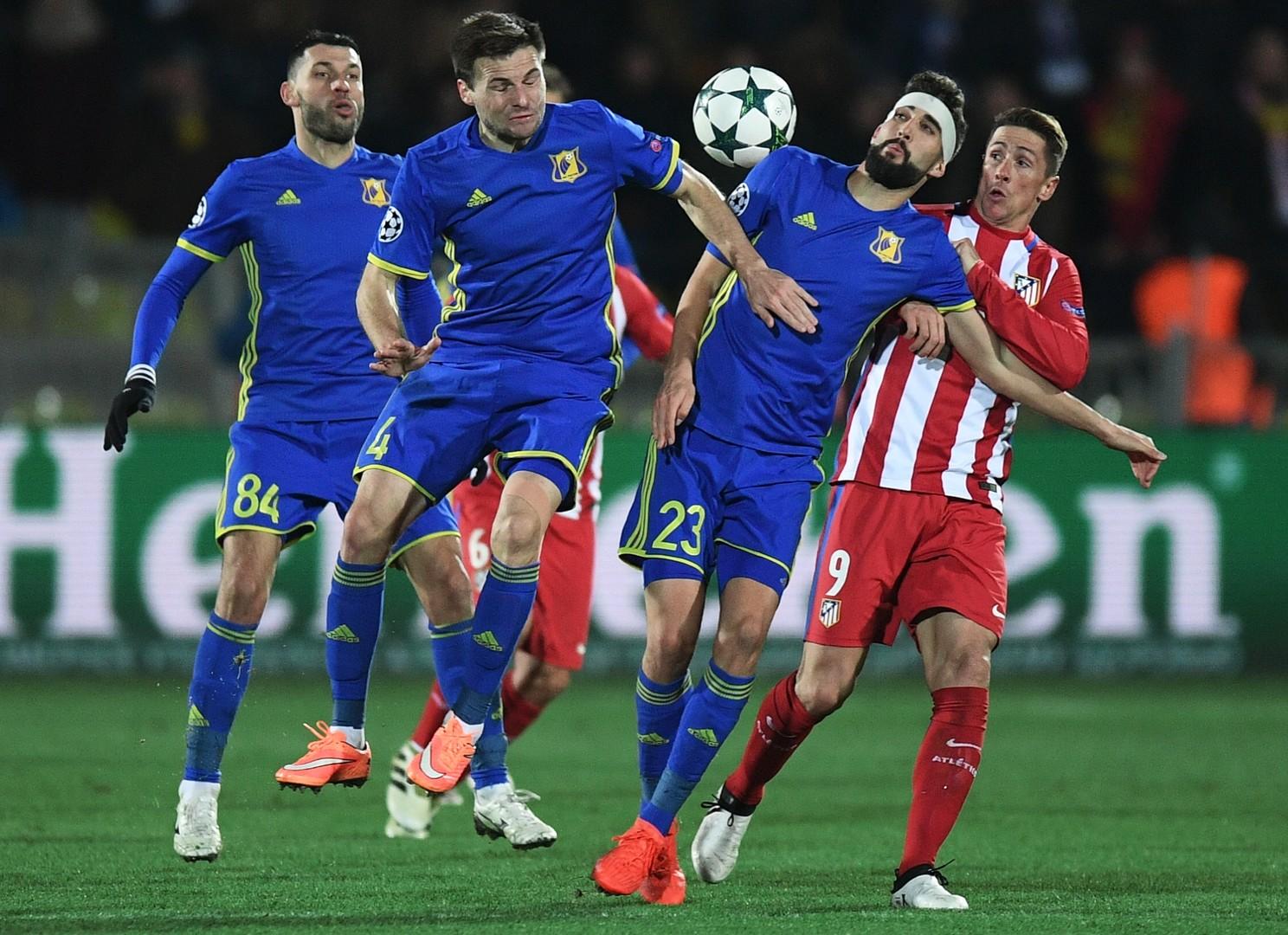 «Отомстим в Мадриде»: «Ростов» о поражении в матче Лиги чемпионов