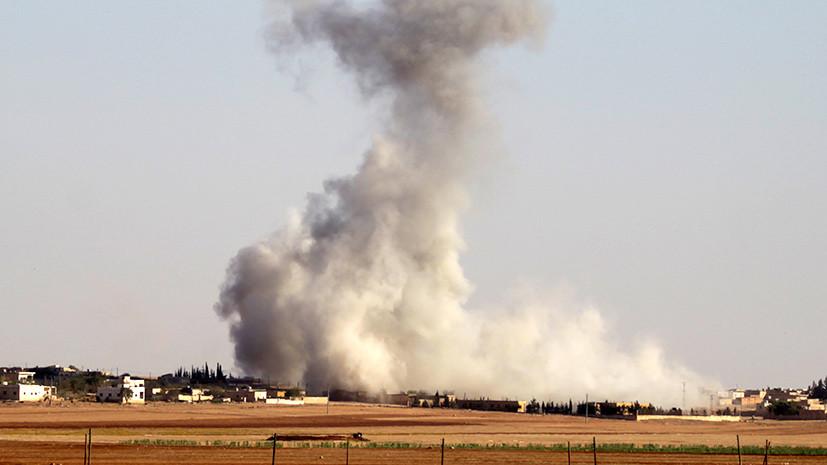 Все ходы записаны: Россия представила маршрут бомбивших Хасаджек ВВС Бельгии