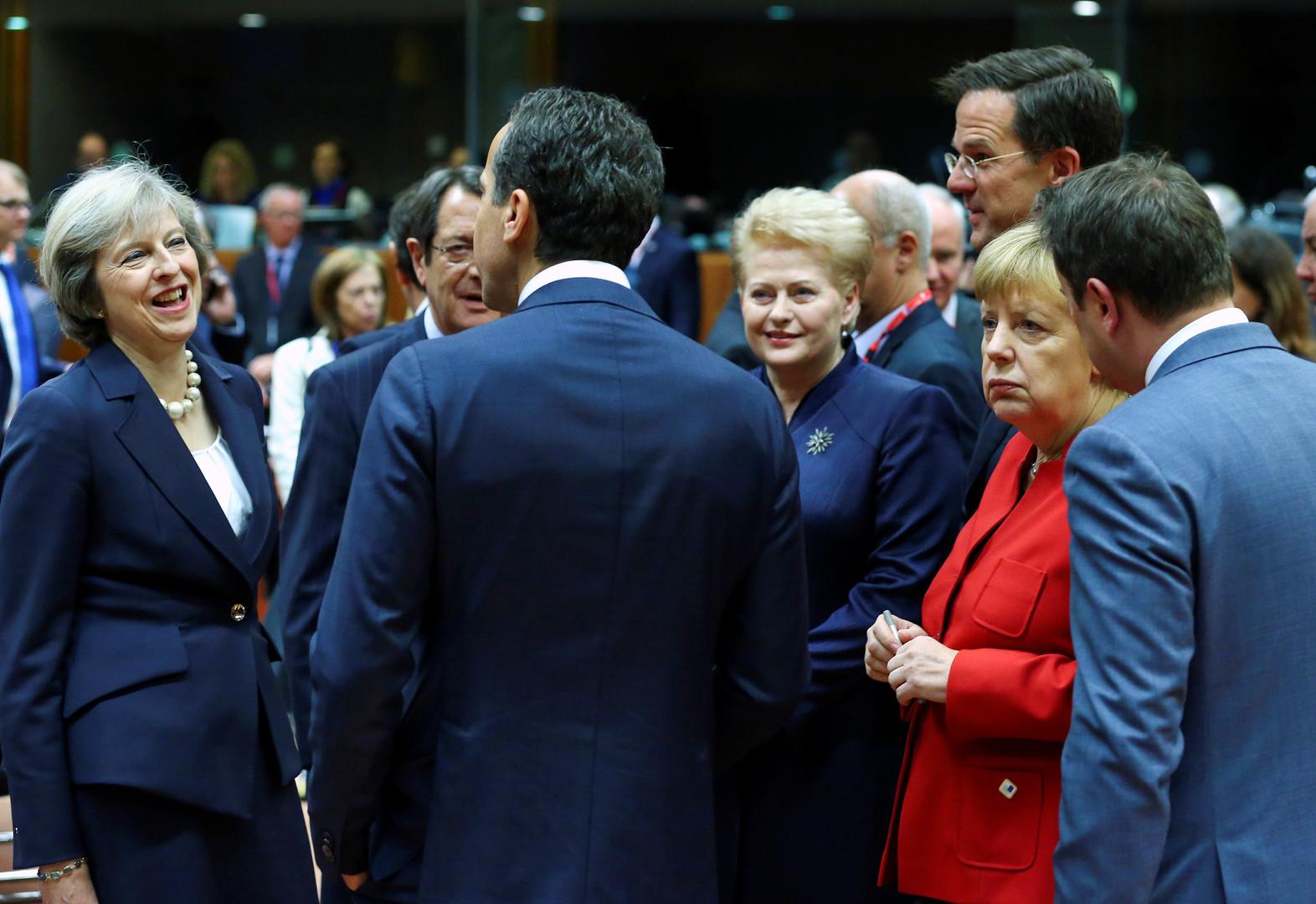 Ограничились словами: на саммите ЕС не приняли санкций против России