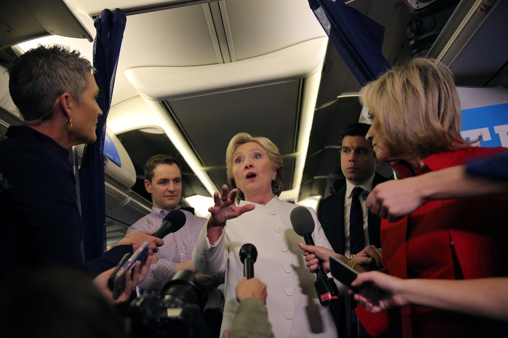 Нажми на кнопку: Клинтон случайно раскрыла «ядерные секреты» США