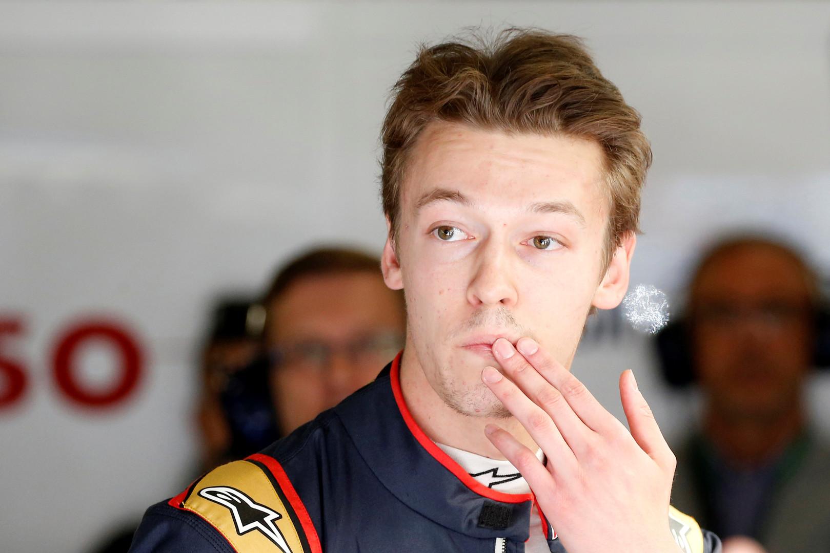 Квята попросили остаться: российский гонщик продолжит выступление в «Формуле-1»