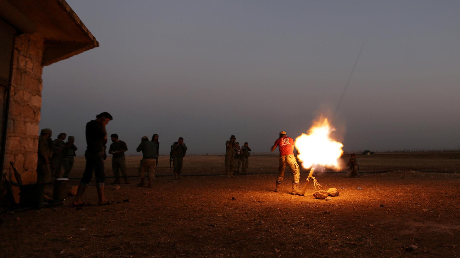 Привет, оружие: США обсуждали поставку сирийским повстанцам средств ПВО против ВКС России