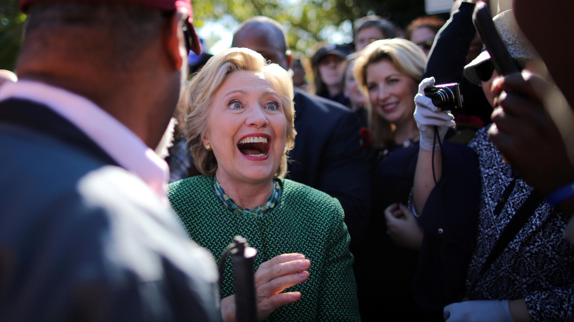 Выберут Клинтон, и она продавит санкции: чего ждут в ЕС от президентских выборов в США