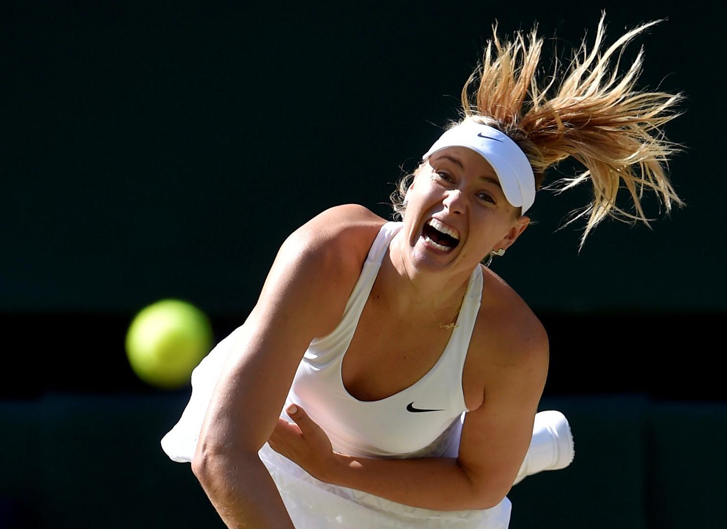 Вне зачёта: Марию Шарапову исключили из чемпионской гонки WTA