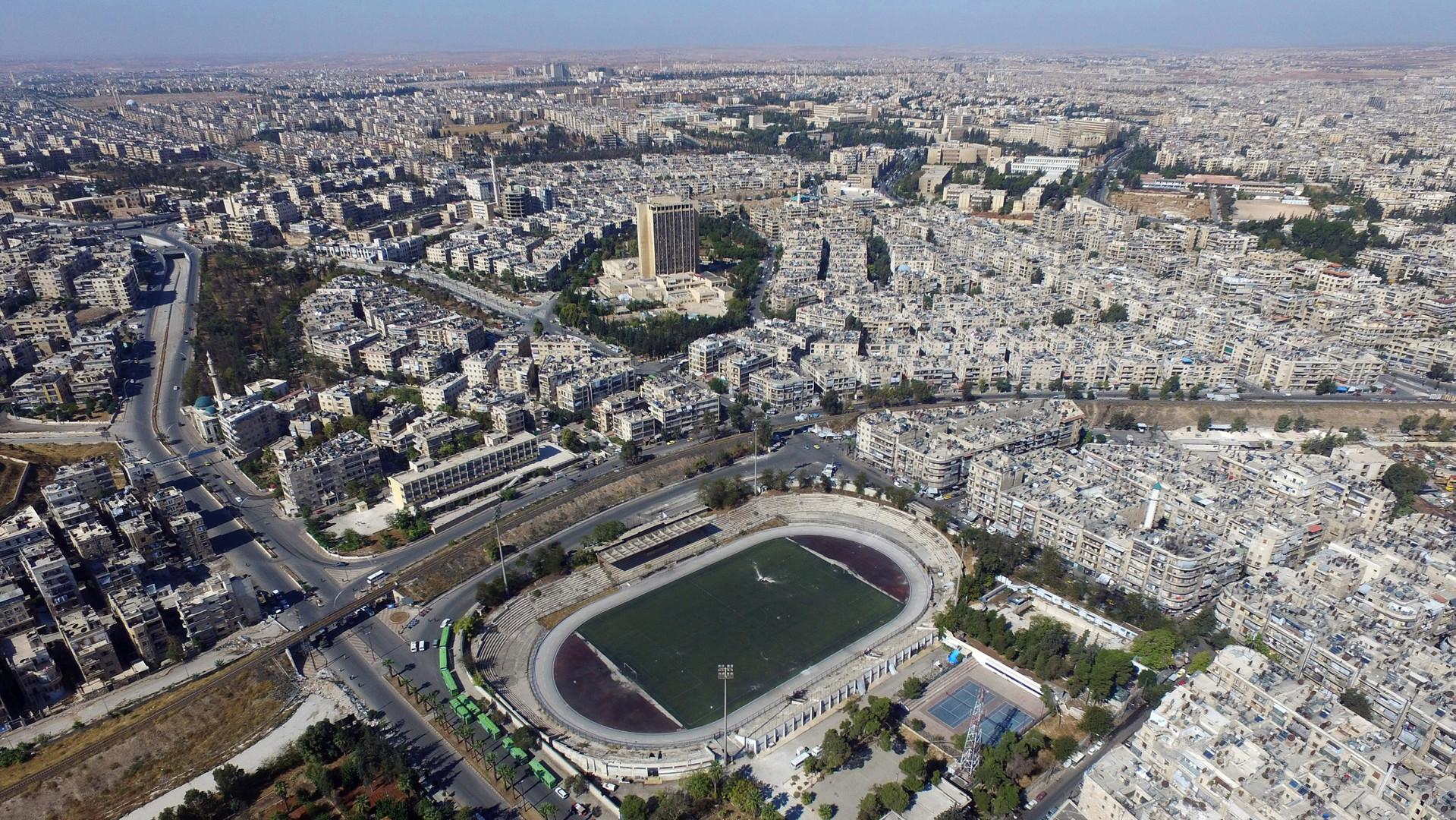Семь дней без вылетов: ВКС России за последнюю неделю не наносили ударов в районе Алеппо
