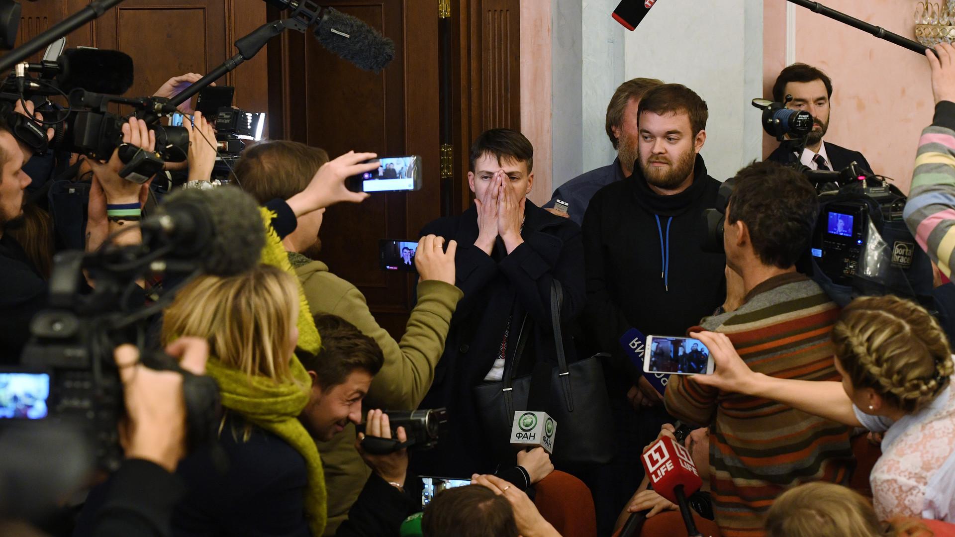 Необъявленный визит: каковы истинные причины приезда Надежды Савченко в Москву