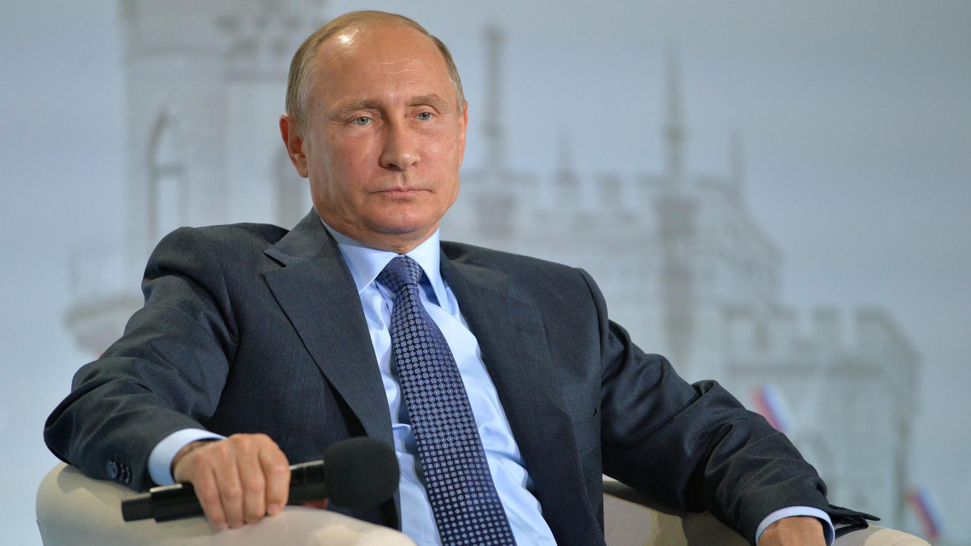 Мост, здравоохранение, туристы и рыбная ловля: о чём говорил Путин на форуме ОНФ в Ялте