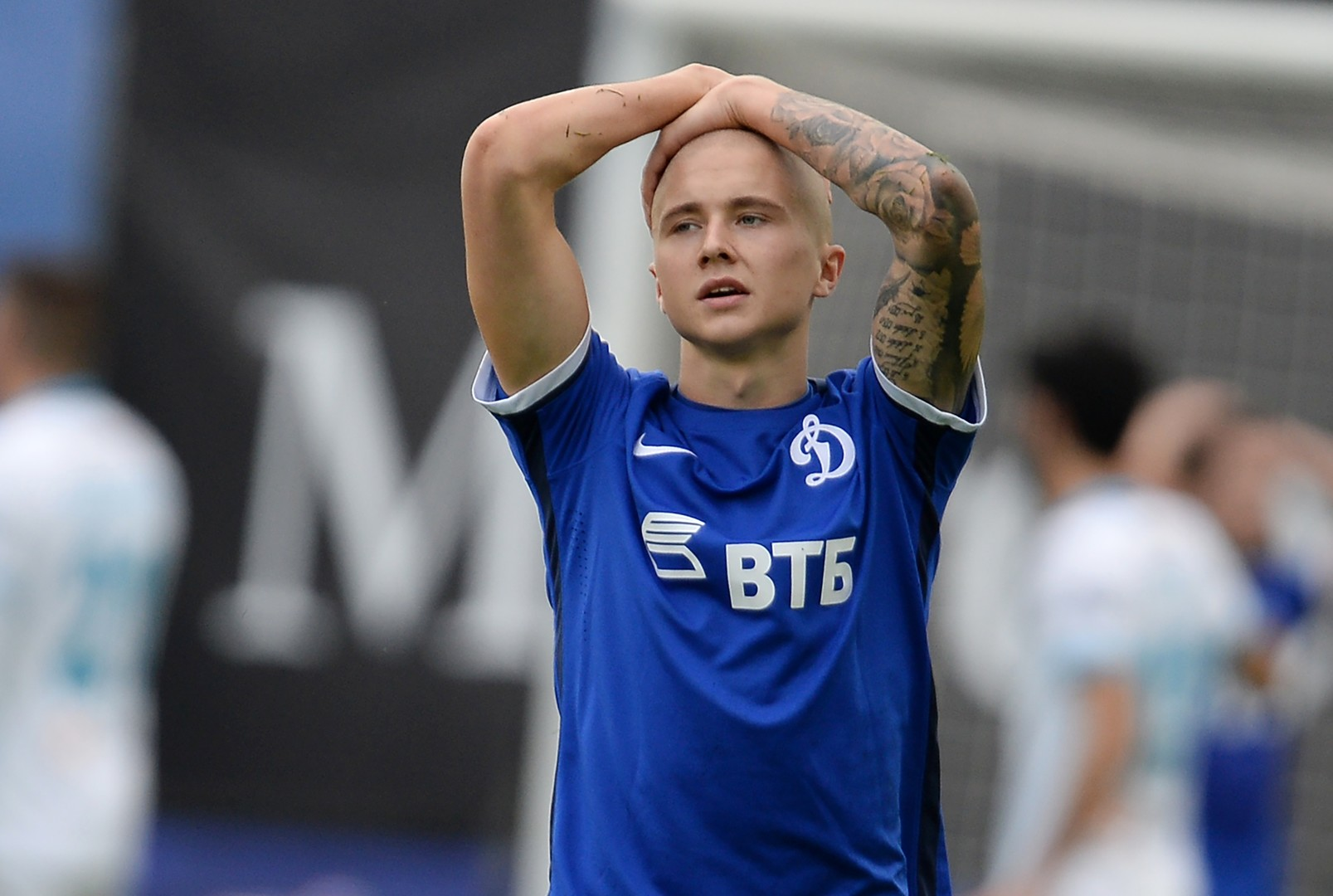 Въезд в Европу запрещён: «Динамо» вылетело из Кубка России