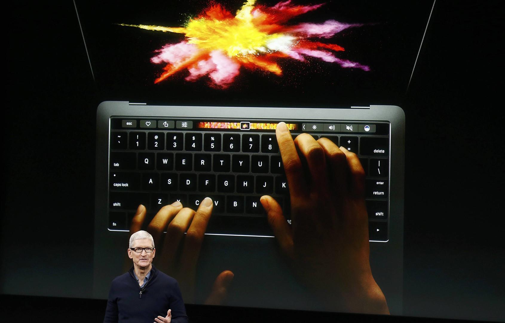 Тоньше, ярче, легче: корпорация Apple представила новый MacBook Pro