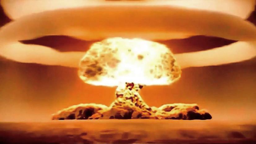 «Зрелище было неземное»: 55 лет назад Советский Союз испытал Царь-бомбу