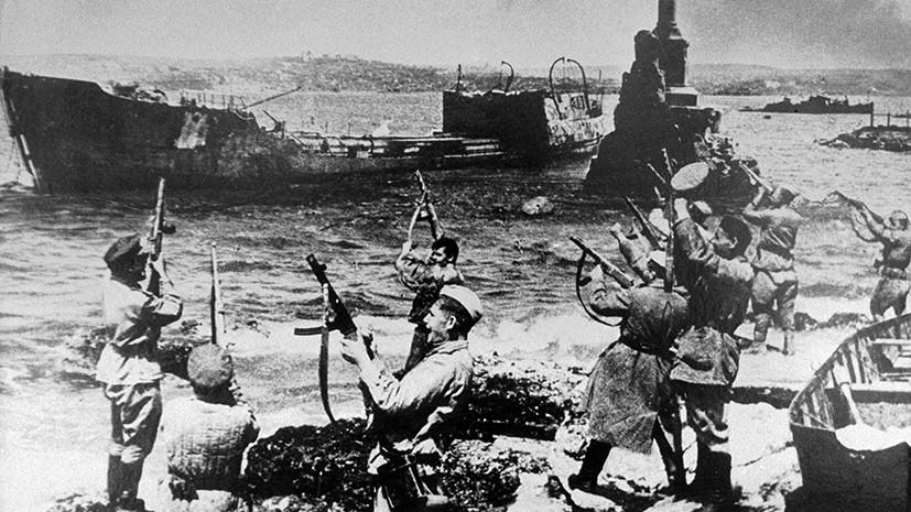 Черноморский форпост: 75 лет назад началась героическая оборона Севастополя