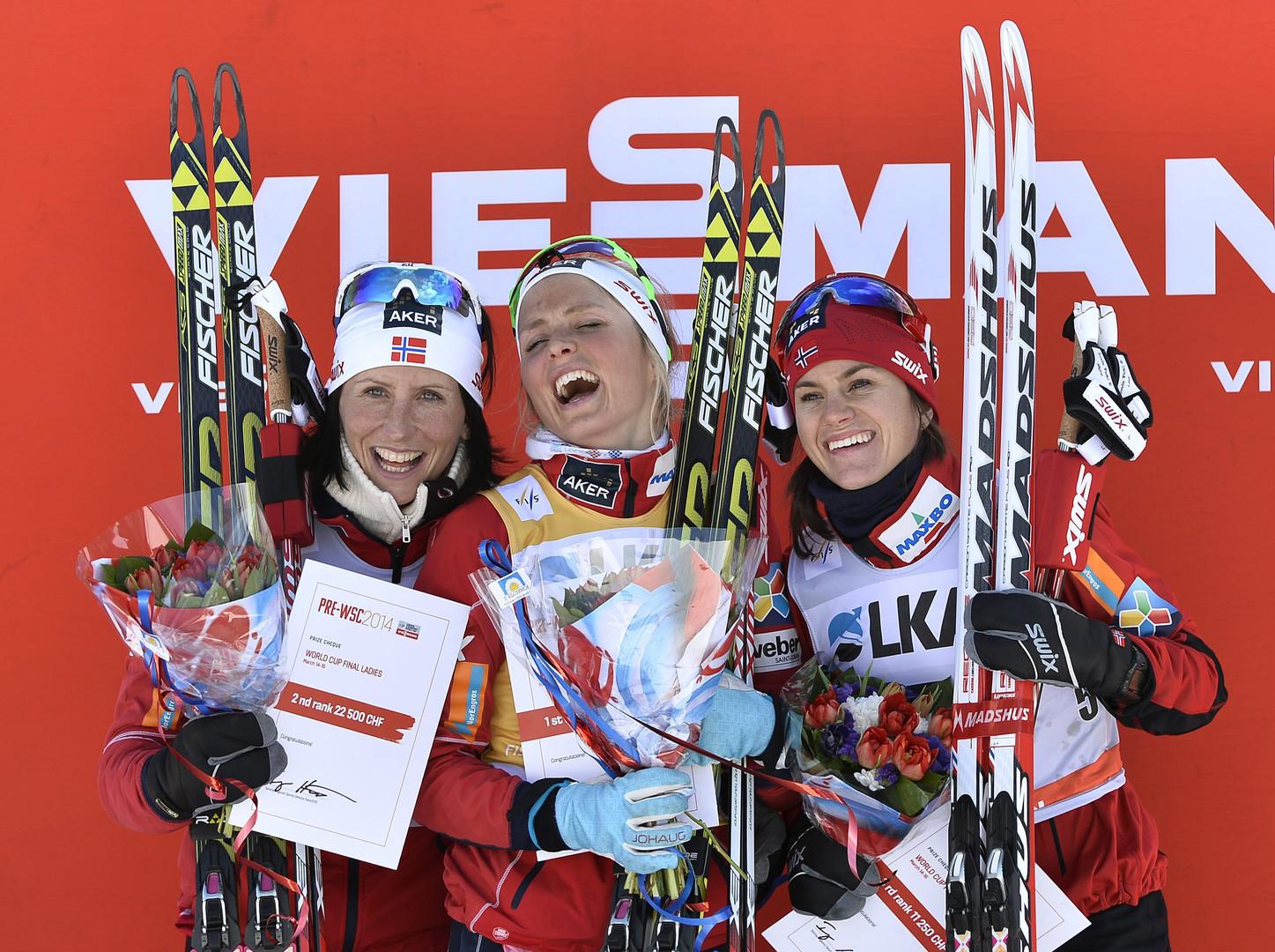 По следам России: допинговые скандалы докатились до Норвегии