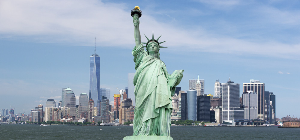 Тест RT: что вы знаете о статуе Свободы