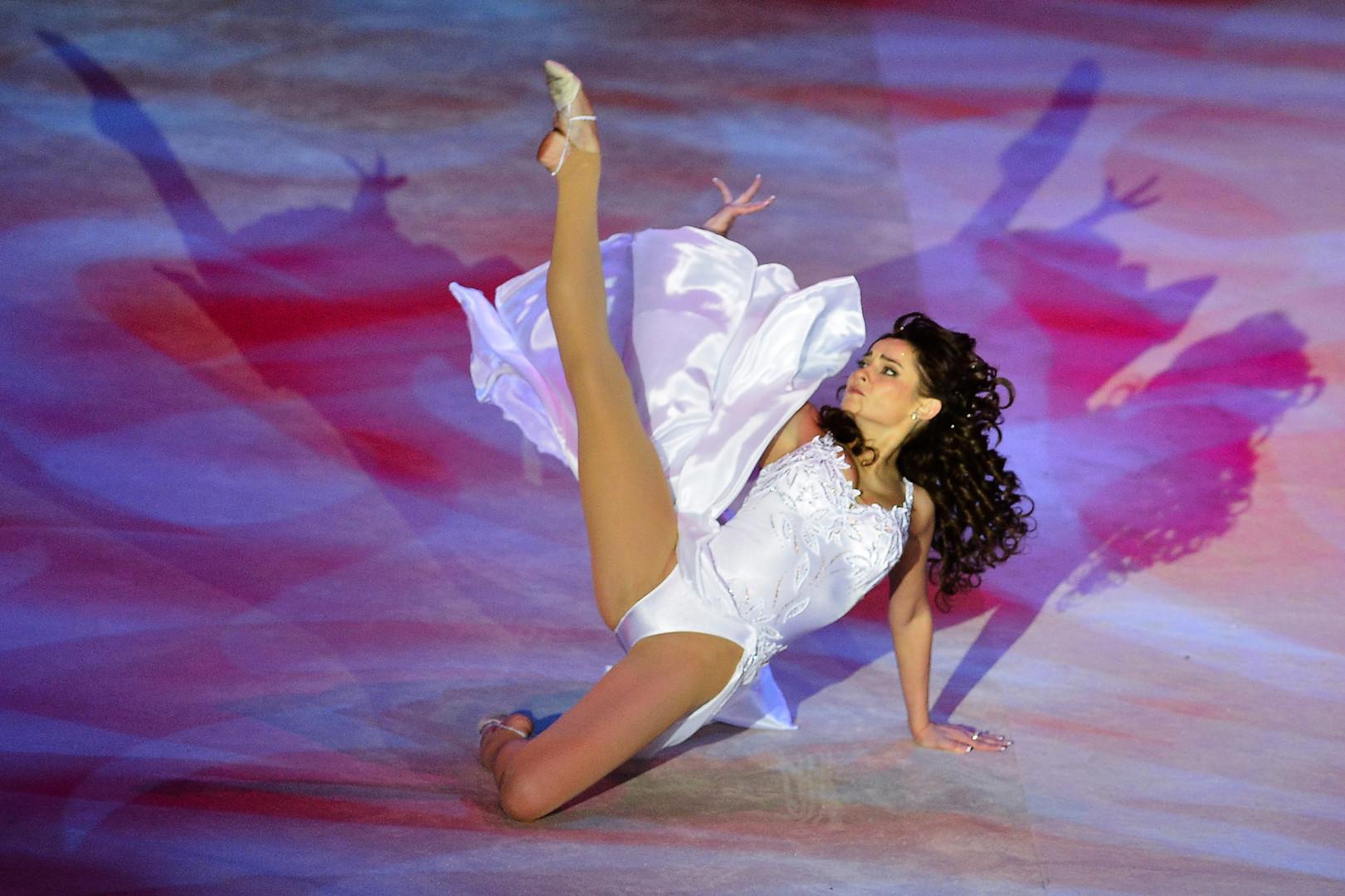 Фото гимнастика с юлией барсуковой