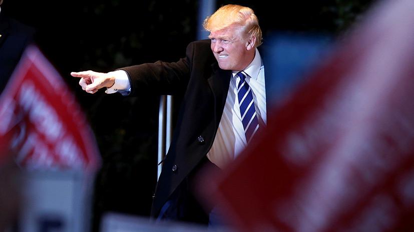 Вопреки прогнозам: почему не ошибавшийся более 30 лет профессор ставит на Трампа