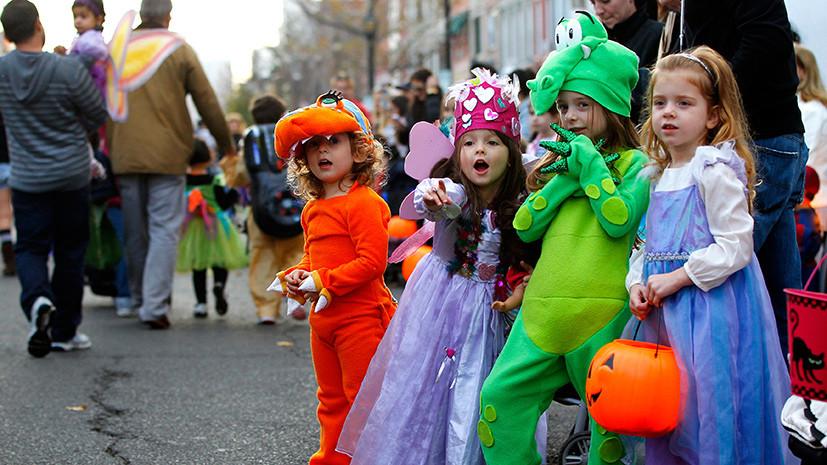 Хэллоуин, или Самайн: древний праздник умирающего солнца