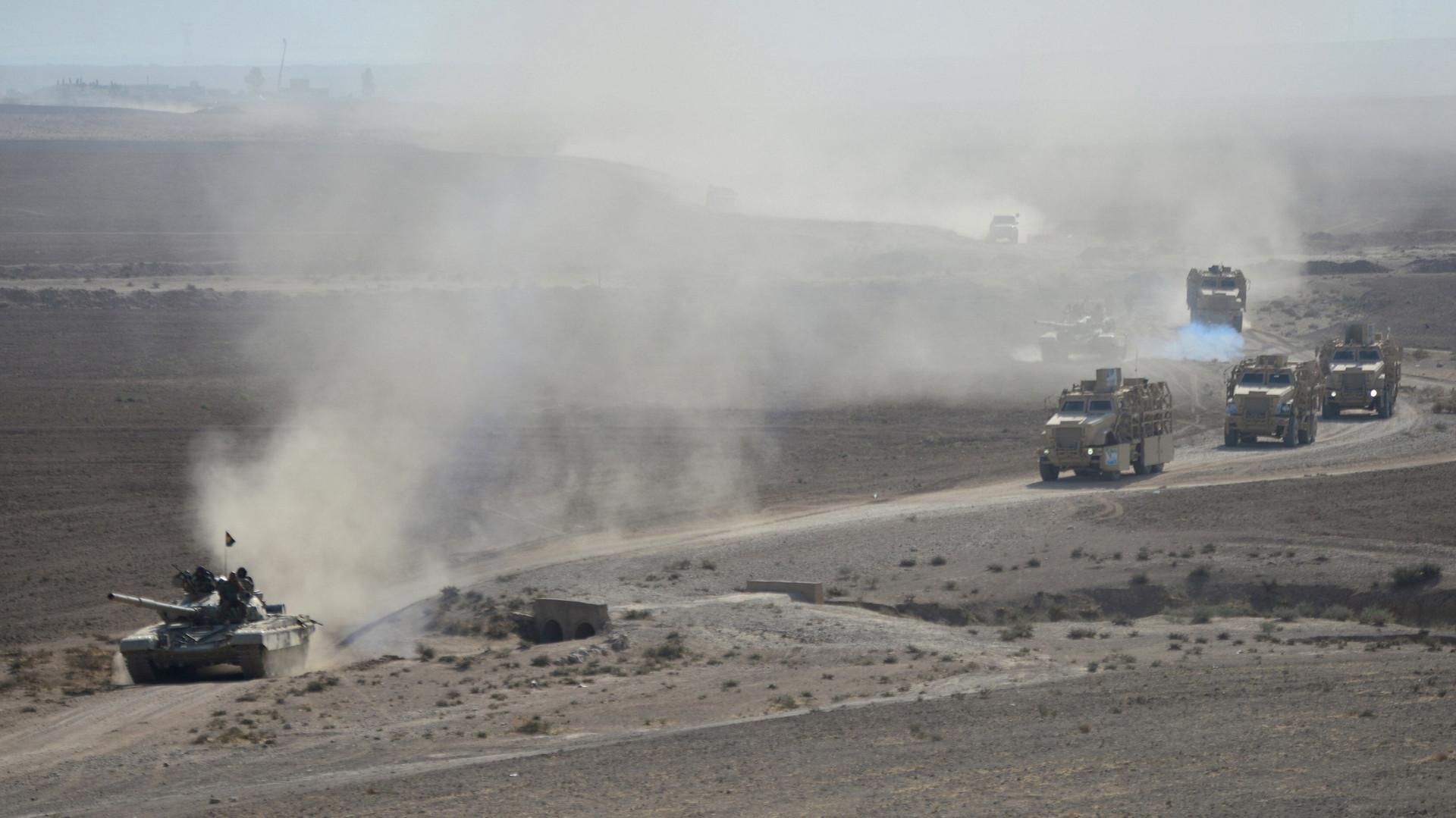 Штурм Мосула: иракский спецназ впервые за два года вошёл в захваченный ИГ город